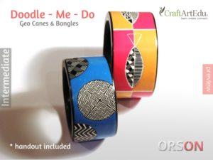Doodle canes & bracelets