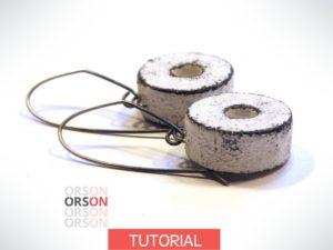 Shabby-hollow-Millstone-Box-earrings